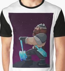 Dig Deep Graphic T-Shirt
