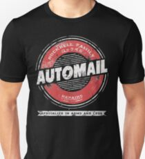 Rockbell Automail Slim Fit T-Shirt