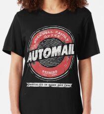Rockbell Automail Slim Fit T-Shirt