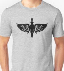 Camiseta ajustada Símbolo de Marine Espacial