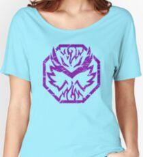 Ryugen Logo - Kamen Rider Women's Relaxed Fit T-Shirt