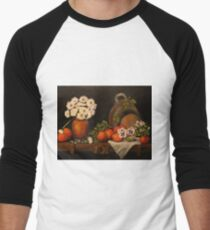 Vintage Men's Baseball ¾ T-Shirt