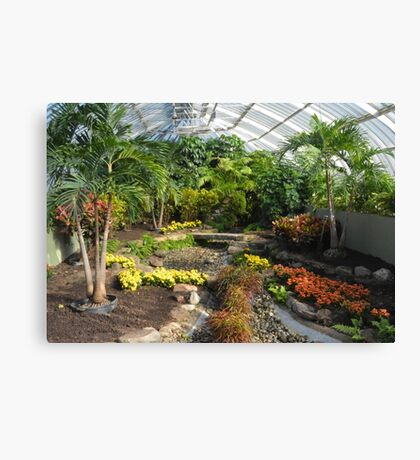 Phipps Conservatory Pittsburgh Canvas Print