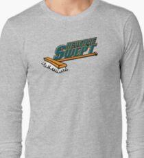 Reverse Swept Long Sleeve T-Shirt