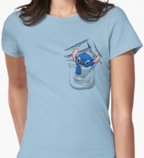 Badness Level Rising Women's Fitted T-Shirt