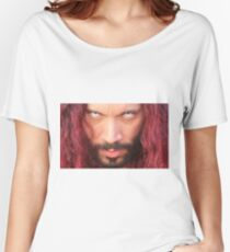"""Una historia con Cristo y Jesus' una Pelicula de Oldren Romero Women's Relaxed Fit T-Shirt"
