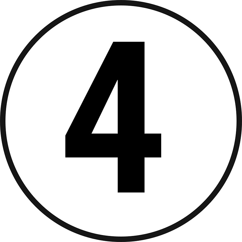 Number 4 - Symbolism and Meaning of the Number 4
