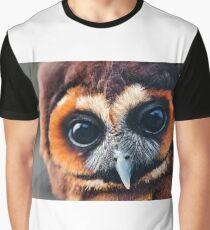 Hiboux Graphic T-Shirt