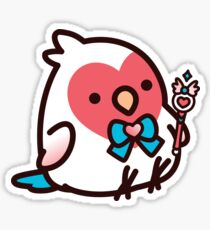 Magical Bird Cody Sticker