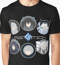 Lastation Guardians v2 Graphic T-Shirt
