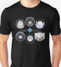 Lastation Guardians v2 Slim Fit T-Shirt