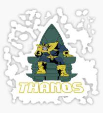 Thanos Sticker