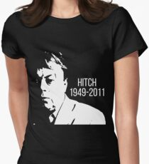 Christopher Hitchens - Hitch Memorial Women's Fitted T-Shirt