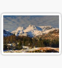 Langdale Pikes Sticker