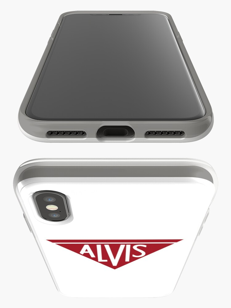 Alternate view of Alvis Logo iPhone Case & Cover