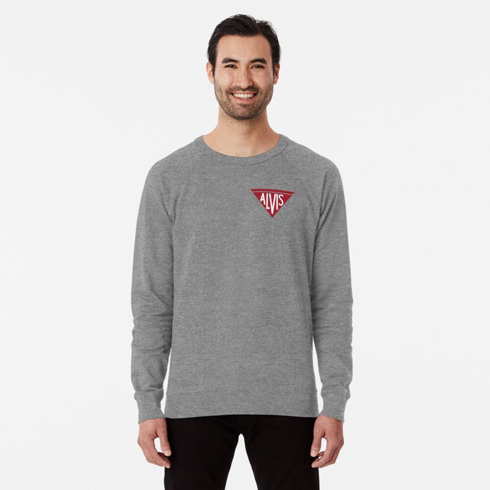 Alvis Logo Lightweight Sweatshirt