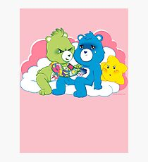 Care Bears Ink Photographic Print