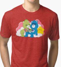Care Bears Ink Tri-blend T-Shirt