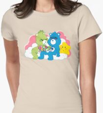 Care Bears Ink Womens Fitted T-Shirt