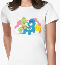 Care Bears Ink Women's Fitted T-Shirt