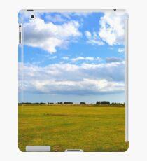 Empty Field iPad Case/Skin