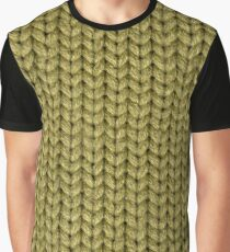 laine verte Graphic T-Shirt