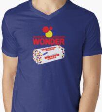 WONDER BREAD Men's V-Neck T-Shirt
