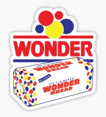 WONDER BREAD Sticker