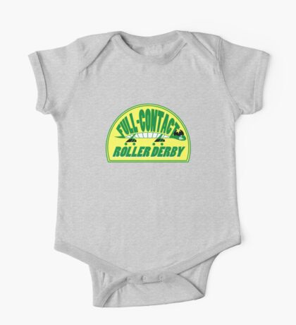 Full-Contact Roller Derby Kids Clothes