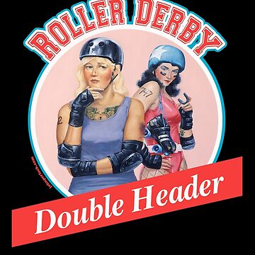 Roller Derby Double Header by johnperlock