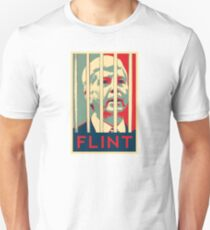 Rick Snyder Behind Bars - Flint MI T-Shirt