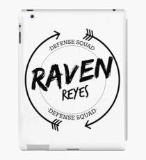 RAVEN REYES VERTEIDIGUNG SQUAD iPad-Hülle & Klebefolie