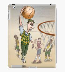 Wrong uniform iPad Case/Skin