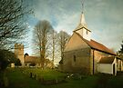 Willingale's Churches by Nigel Bangert