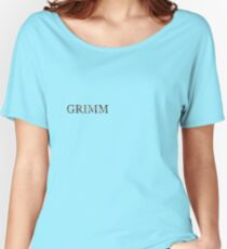 GRIMM - Red Riding Hood Women's Relaxed Fit T-Shirt