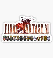 The Best Fantasy Sticker
