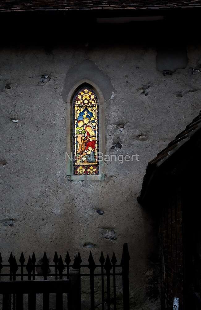 Stained Glass Window by Nigel Bangert