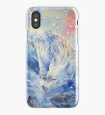 skoll - watercolor iPhone Case/Skin