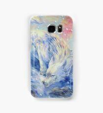 skoll - watercolor Samsung Galaxy Case/Skin