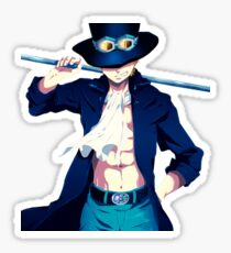 SABO from One Piece Sticker