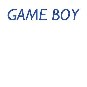 Game Boy by johnperlock