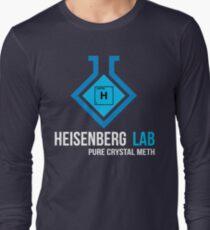 Heisenberg Lab Long Sleeve T-Shirt