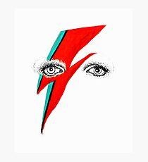 Bowie Photographic Print