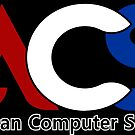 America Computer Services  by dontpanictees