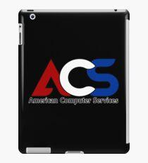 America Computer Services  iPad Case/Skin