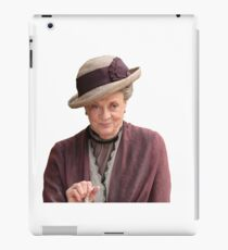 Lady Violet is my queen iPad Case/Skin