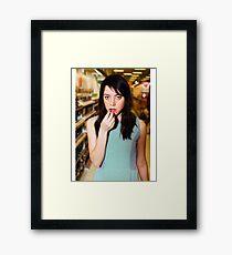 Aubrey 2 Framed Print