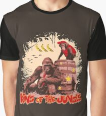 Donkey Kong - King of the Jungle Graphic T-Shirt