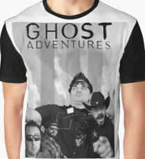 GHOST ADVENTURES Graphic T-Shirt