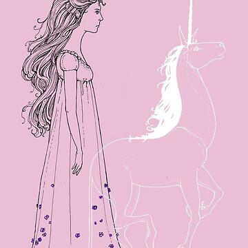 El ultimo unicornio de jessicagadra